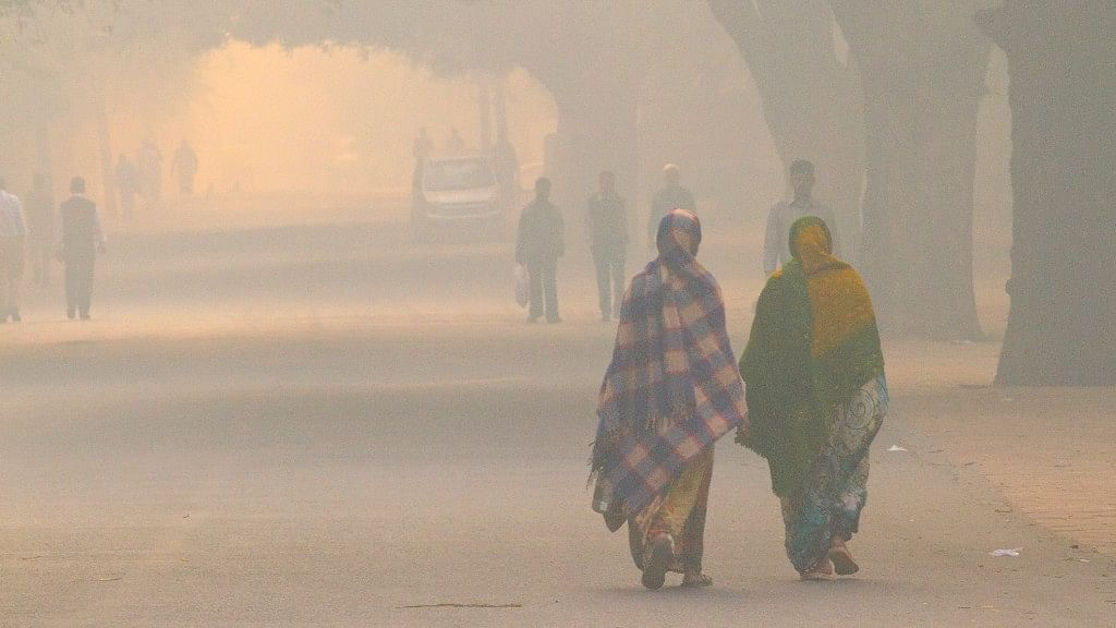 Delhi NCR Sees Nearly 100% Spike in Air Pollution in One Week