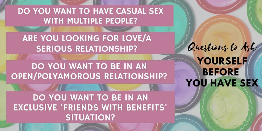 Let's Talk About Sex, Baby: 6 Questions to Ask Your Sexual Partner