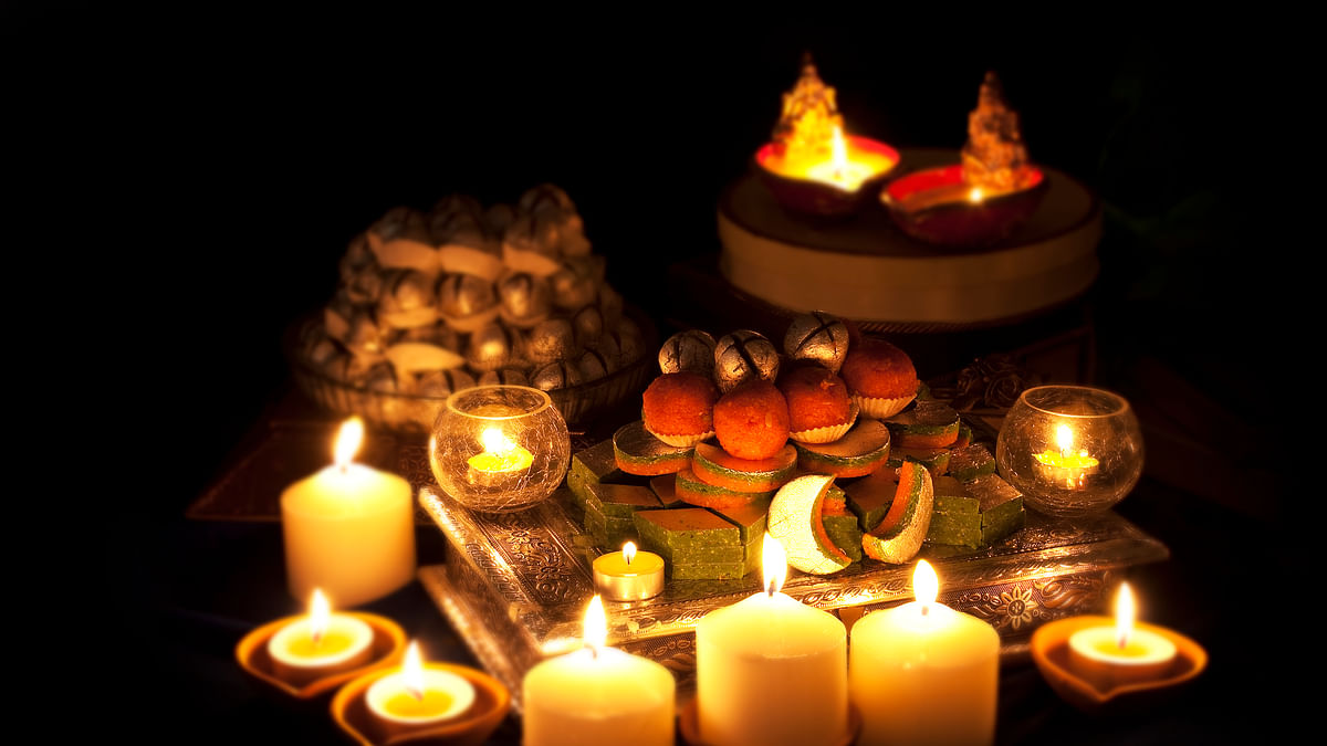 This Diwali Do Away With the Sugar, Not The Mithai