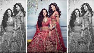 QuickE: Katrina, Isabelle's Bridal Look; SRK-Salman's ...
