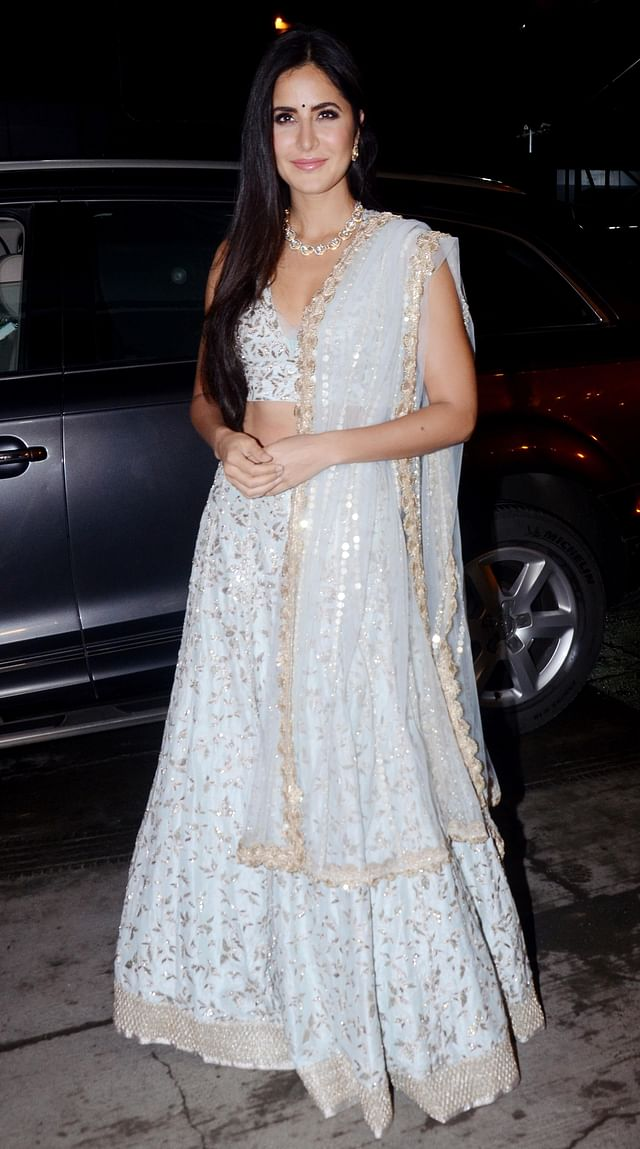 In Pics: Poorna Patel's Wedding Reception Is a Starry ...