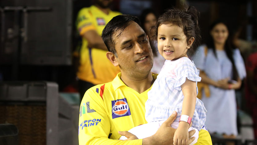 Image result for ziva dhoni 2015