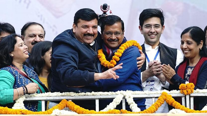 Delhi Election Swearing In Ceremony Updates President Appoints