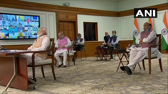QBullet: Modi Chairs Cabinet Via Video; UK PM in ICU For COVID-19