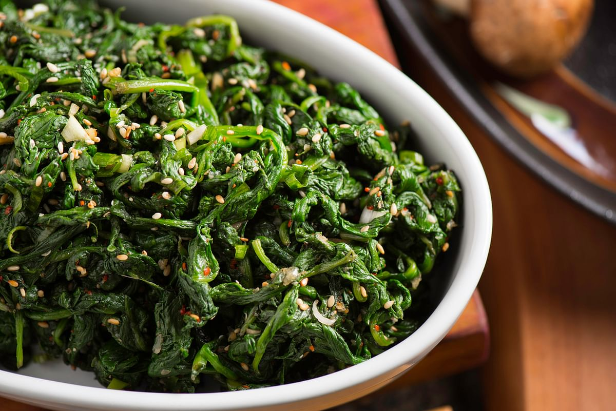Spinach is loaded with health-promoting phytonutrients and has more than a dozen already identified anti-cancer agents.