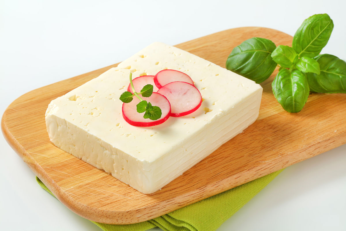 Tofu is a good source of protein