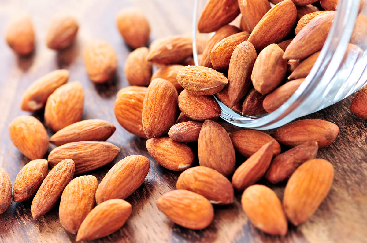 Lactogenic food such as almonds are recommended worldwide as they help new mothers lactate.