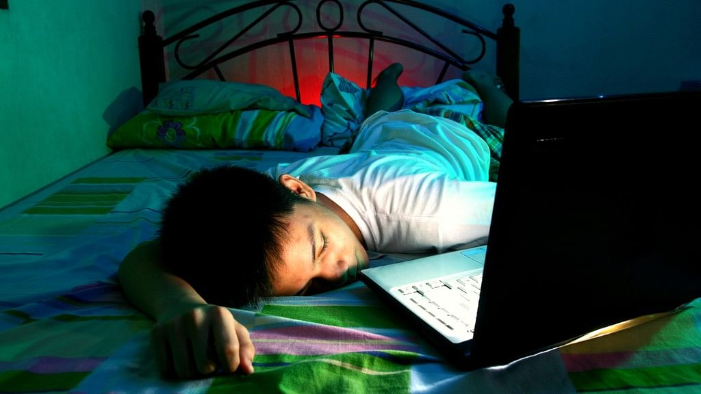 Lack of sleep linked to obesity in kids, unhealthy habits.