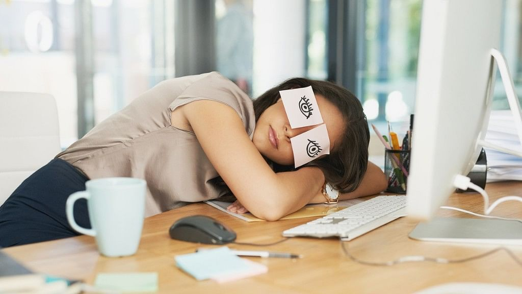 86 per cent of the respondents confirmed that a nap room would definitely help improve overall productivity at work.