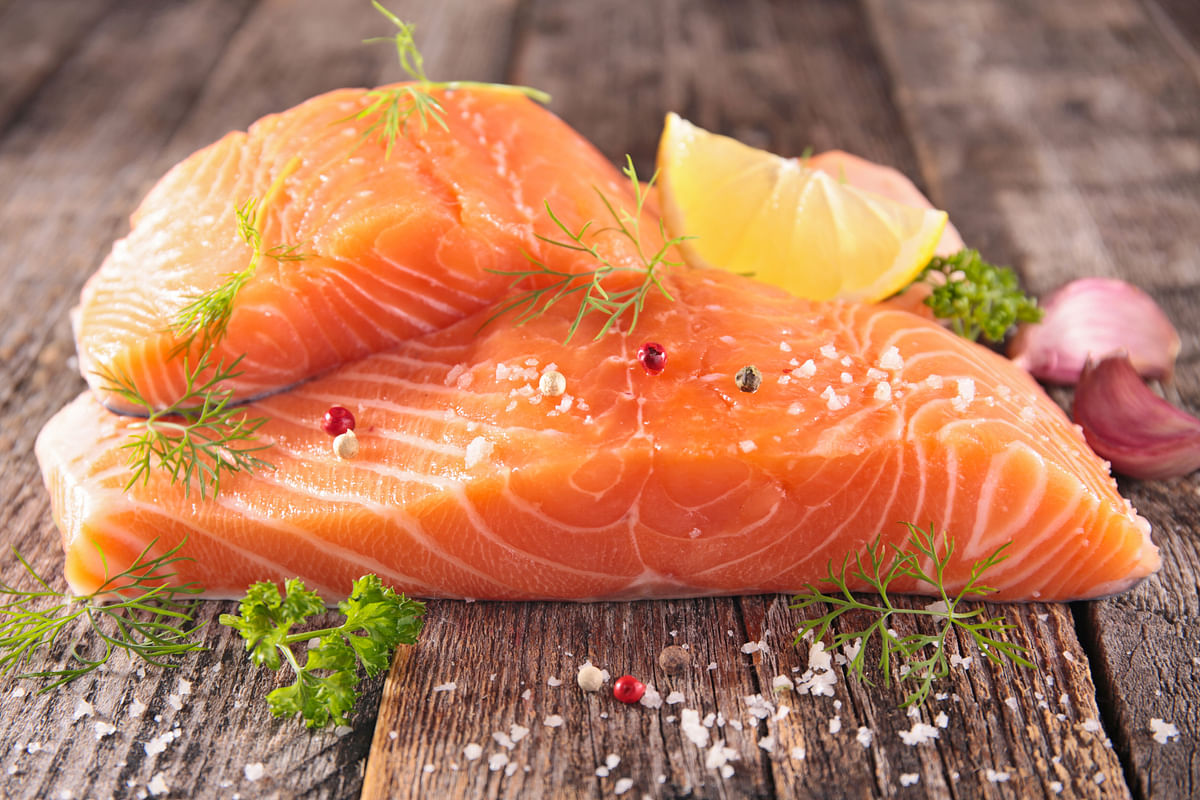 Eating fish can help prevent asthma, say scientists after testing over 600 people working in a fish processing factory in a small village in South Africa.