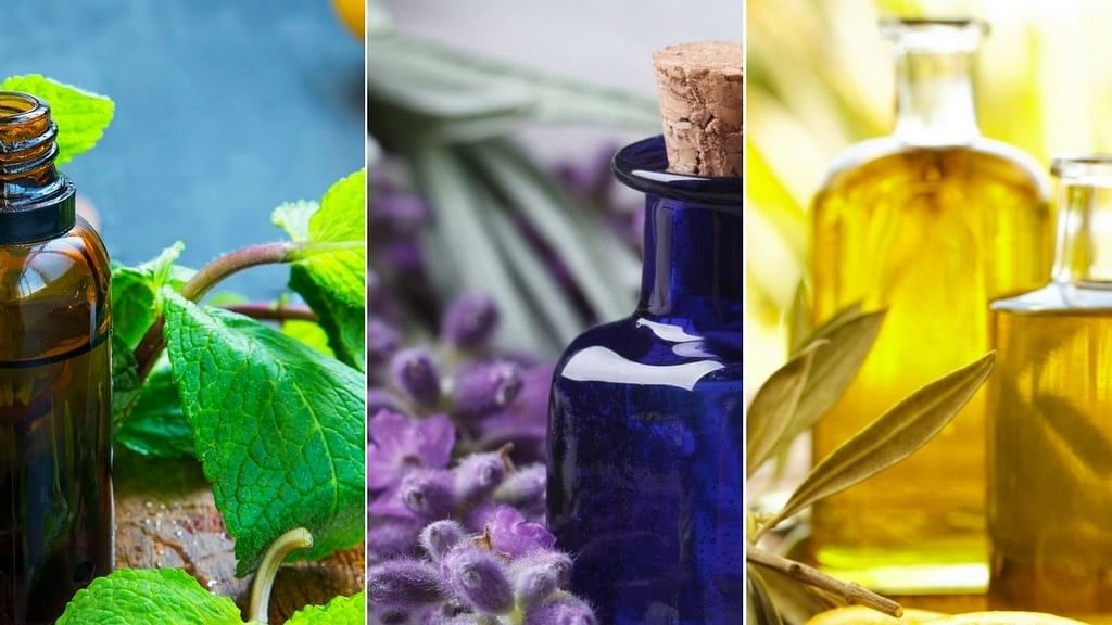 3 Quick DIY Methods: Essential Oils To Fight Dry Skin and Scalp