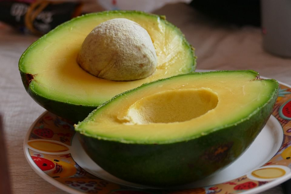 Avocados are rich in so many vitamins!