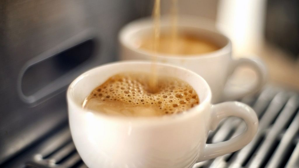 Caffeine can make your symptoms worse.