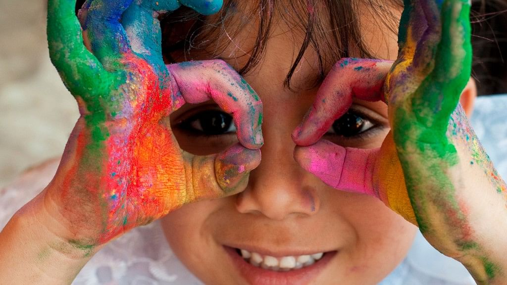 For children, play is therapy and therapy is play.