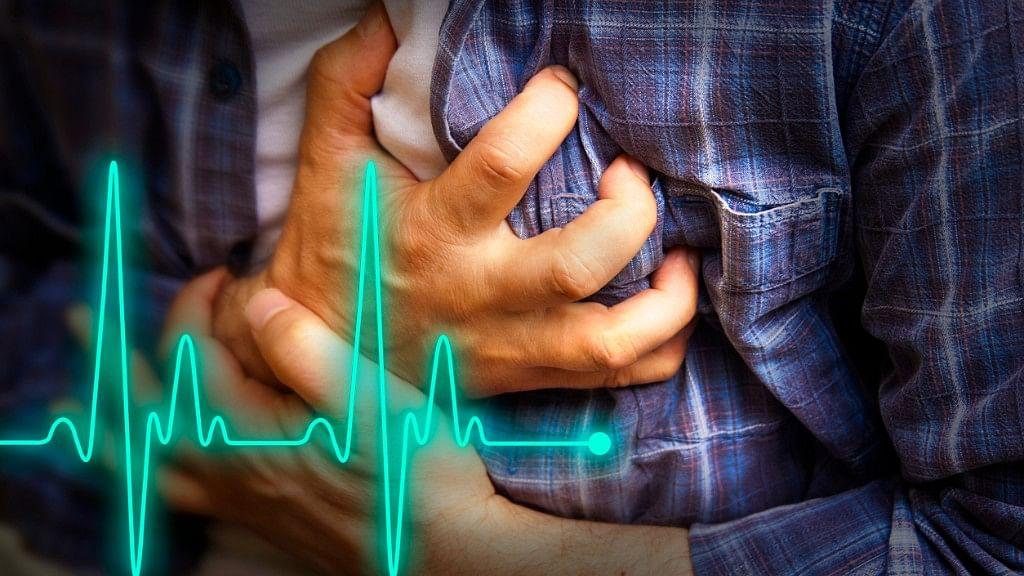 Men in 30s usually suffer from heart disease.