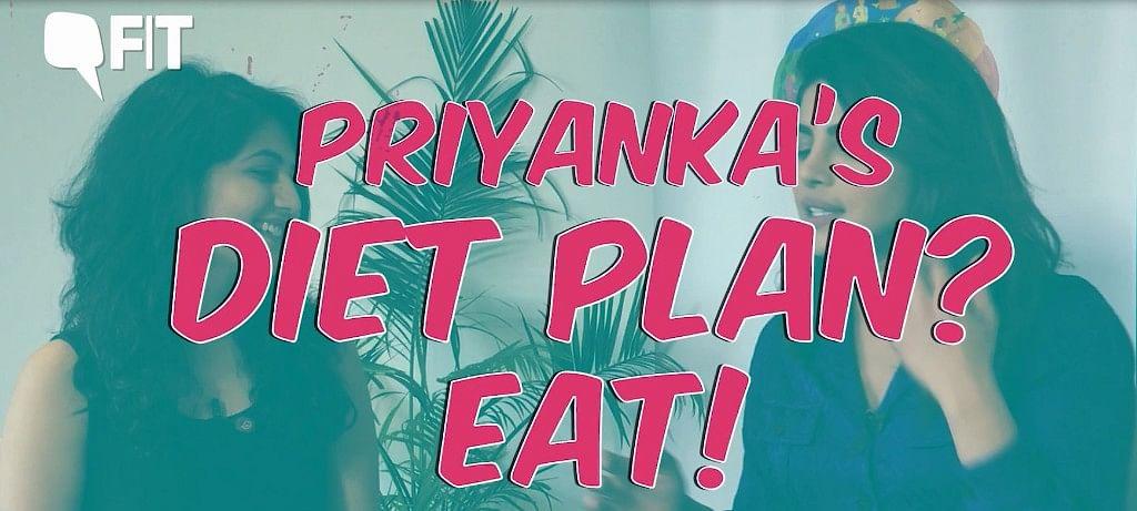 Get Over 36-24-36, Magazine Models Aren't Fitness Goals: Priyanka