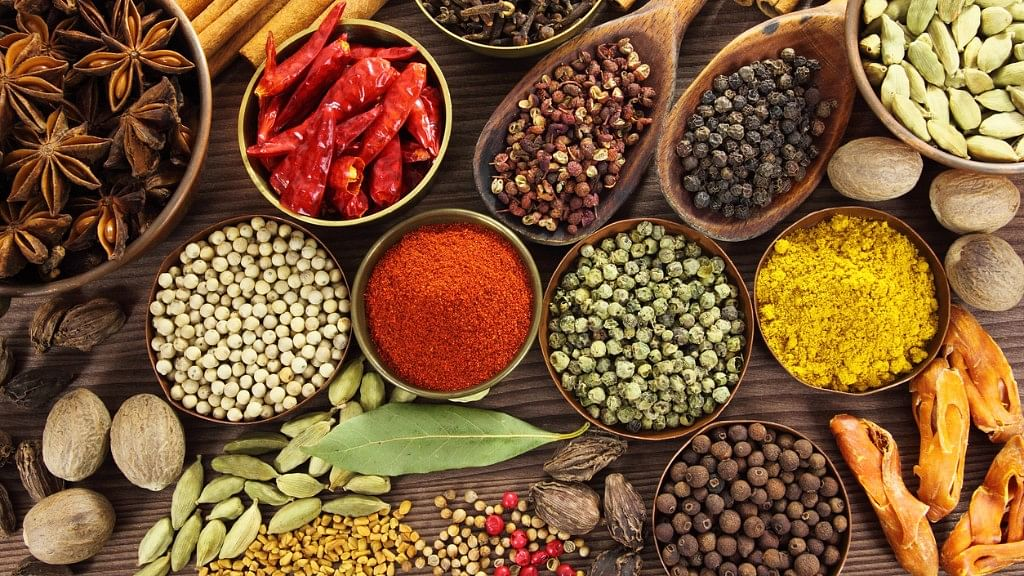 Avoid too much of spices.