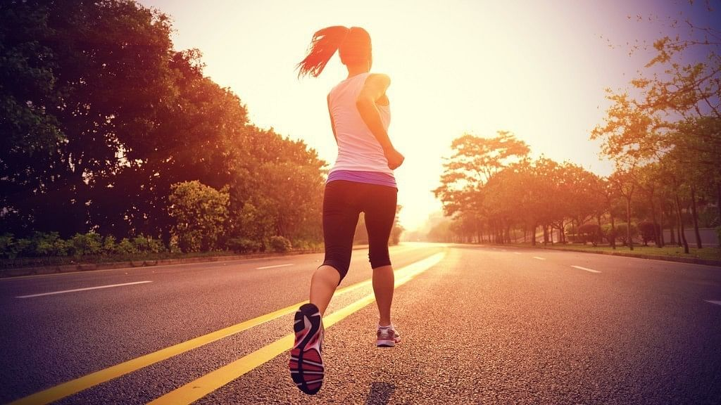 Start slow and increase the pace and intensity gradually.