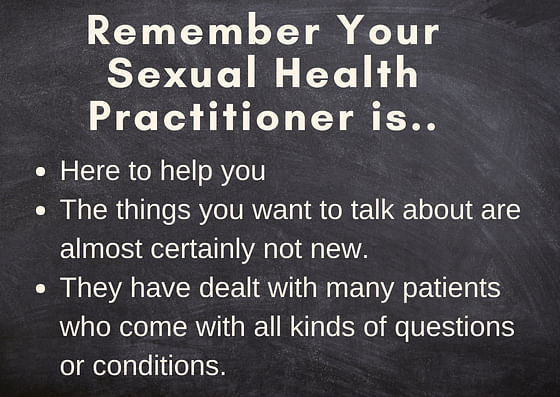 10 Questions That Every Man Must Ask a Sexual Health Practitioner
