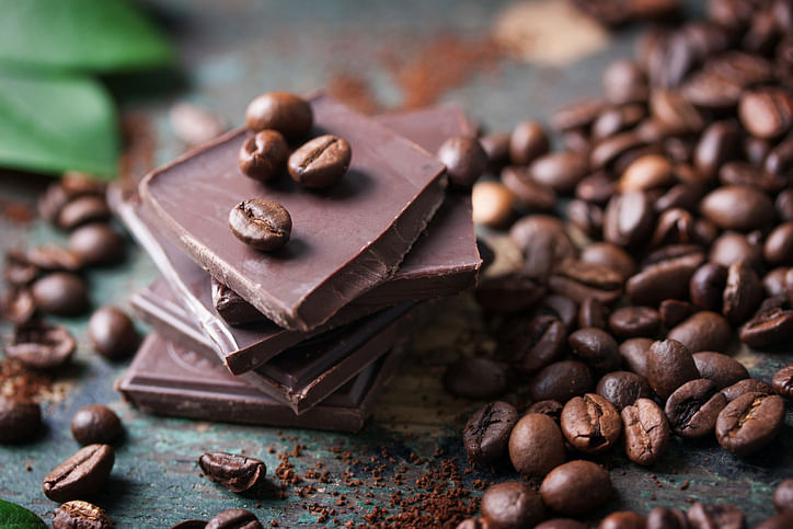Experts believe flavonoids in chocolates reduce insulin resistance.