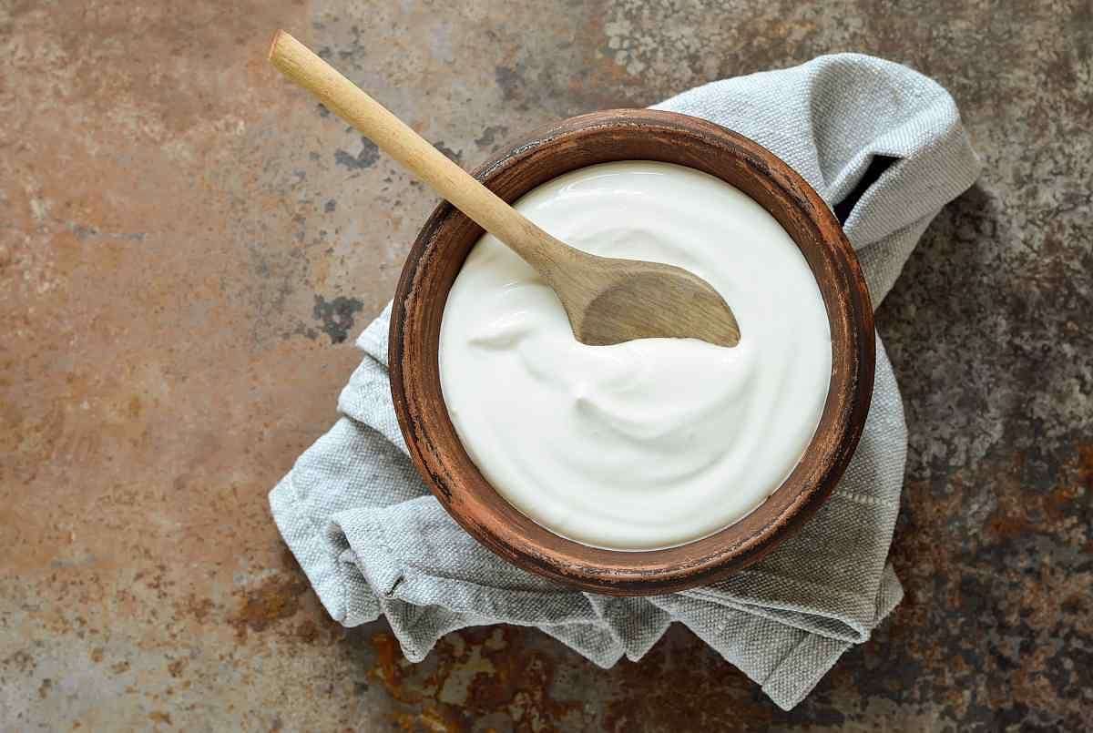 Yogurt is a great tummy saver too!