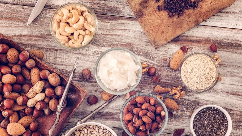 Eating nuts also showed a significant reduction in levels of sperm DNA fragmentation - a parameter closely associated with male infertility.