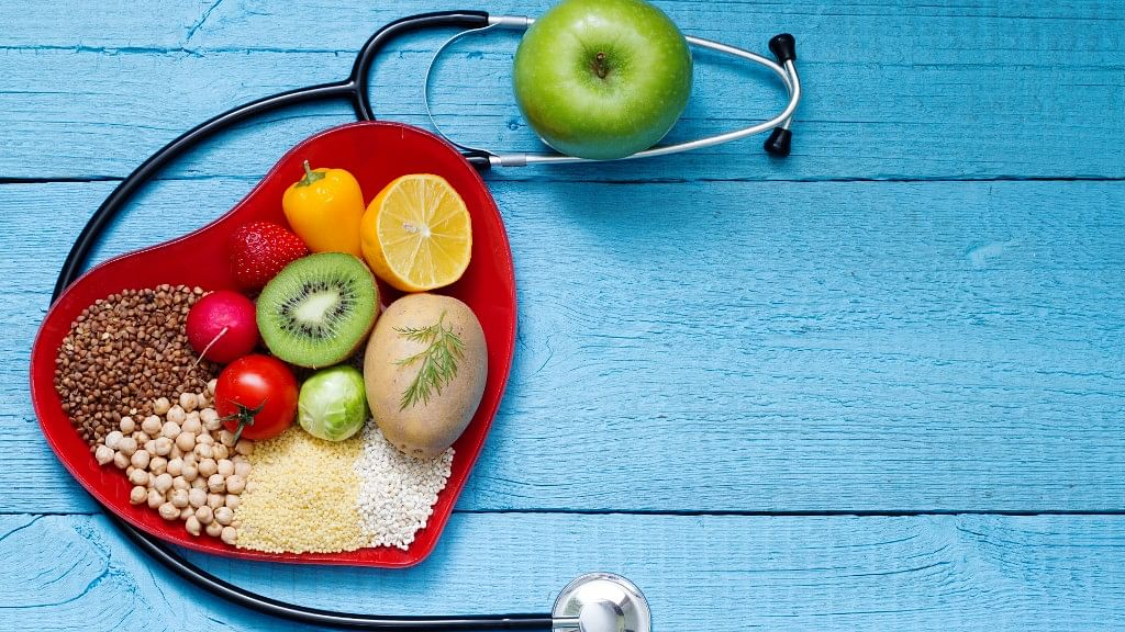 The secret to a healthy heart lies in maintaining a balance between the good and the bad cholesterol.