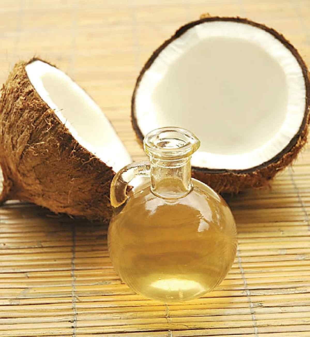 Virgin coconut oil is linked to many health benefits