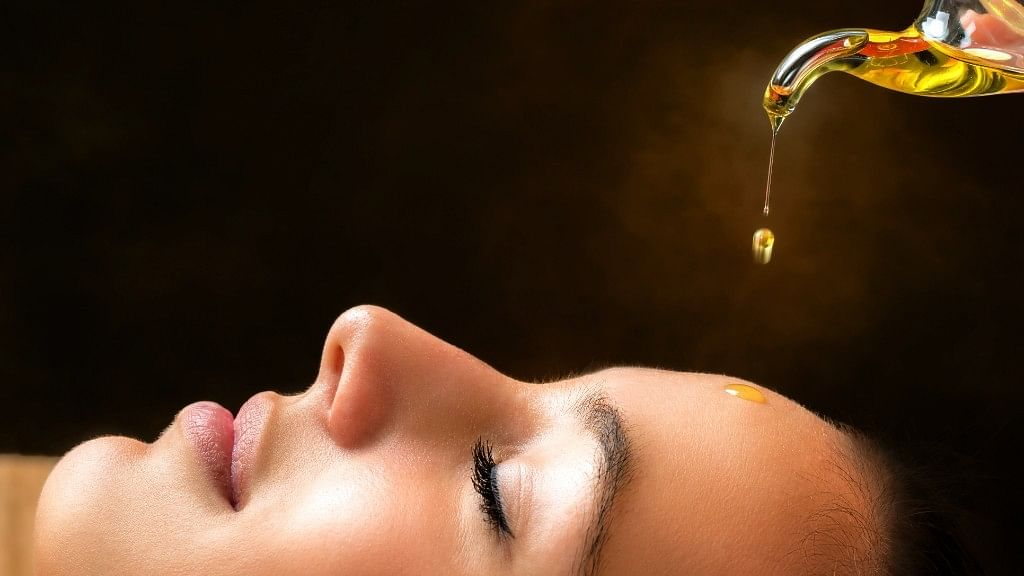 A face oil helps to boost hydration and keep your skin nourished for a longer time.