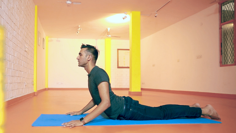 Try These Simple Yoga Asanas for Lower Back Pain