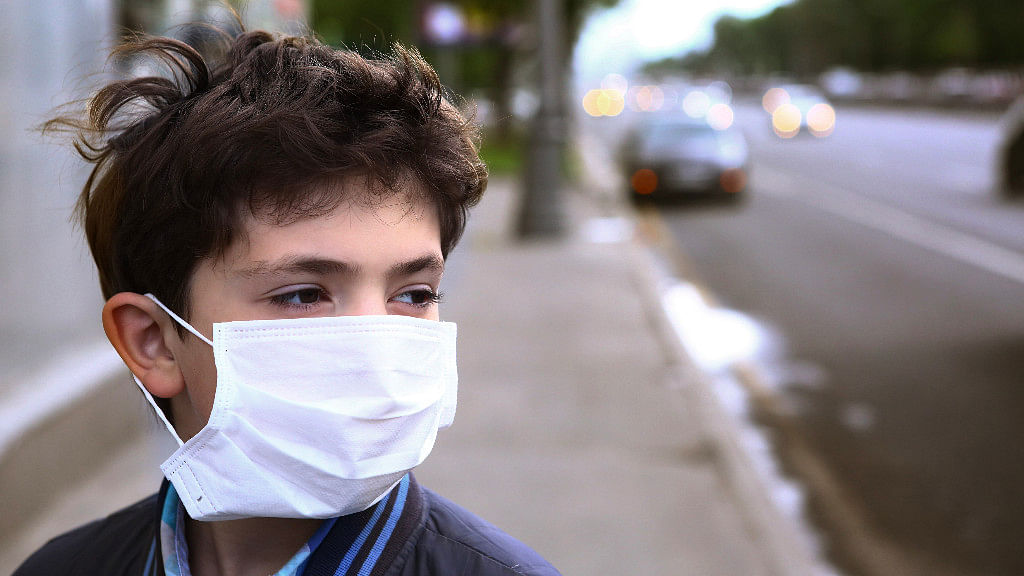 Air Pollution Now Affecting Children From the Day They Are Born