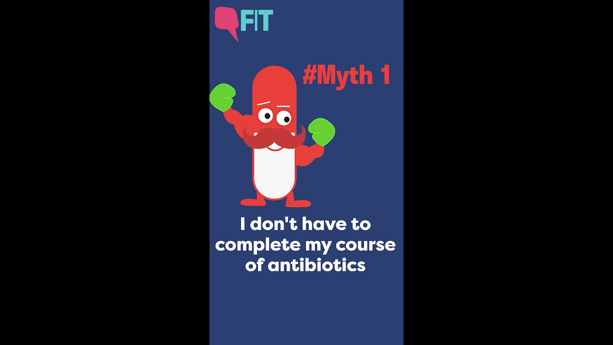 'A Viral Can be Treated by an Antibiotic':  Myths Debunked
