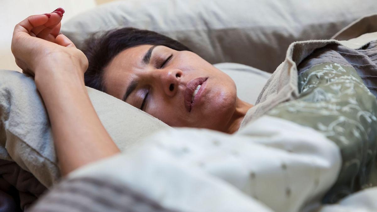 Sleep apnea in diabetic patients could lead to blindness.