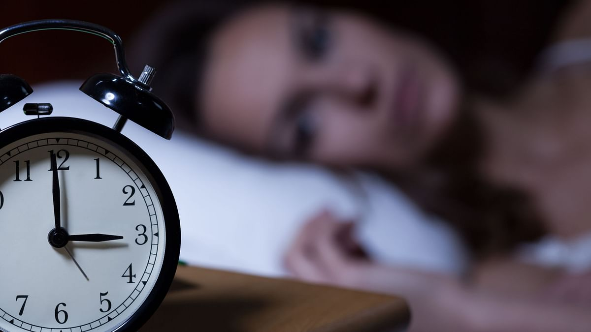 Insomnia Linked to Increased Risk of Heart Failure, Stroke: Study