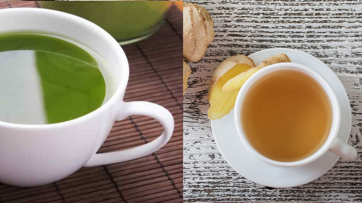 Adrak-Chai vs Green Tea: Experts Weigh in on Rujuta's Comments