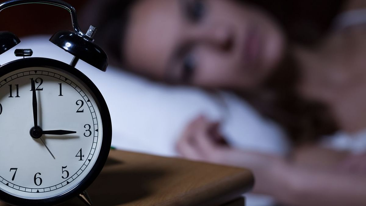 Not Getting Enough Sleep? You Are Likely To Suffer Fractures