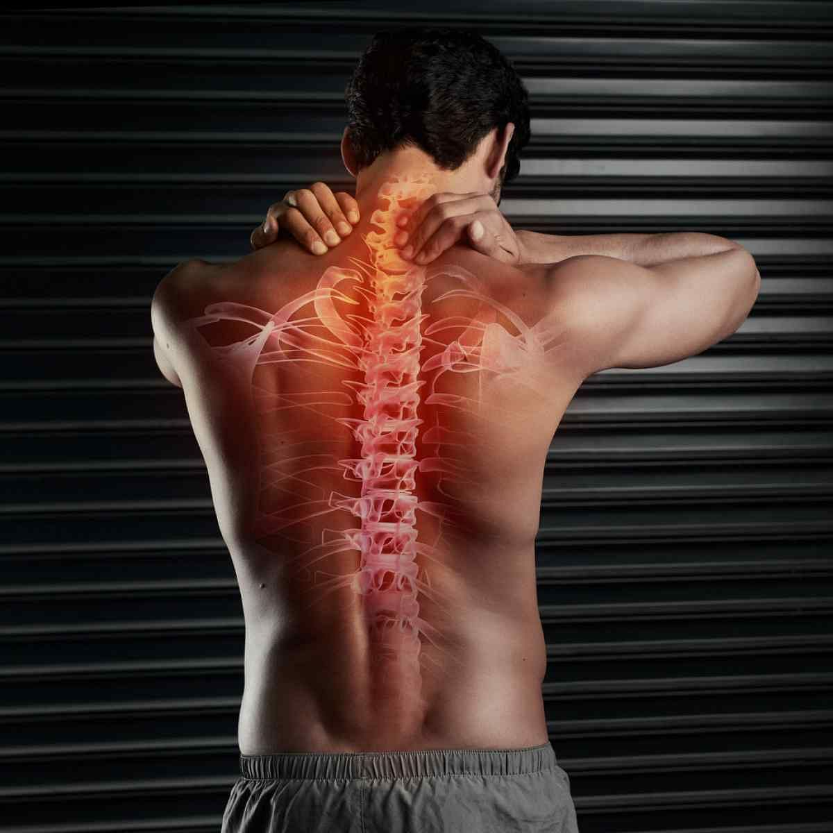 Stressed-out people often  experience neck, shoulder, and back pain.