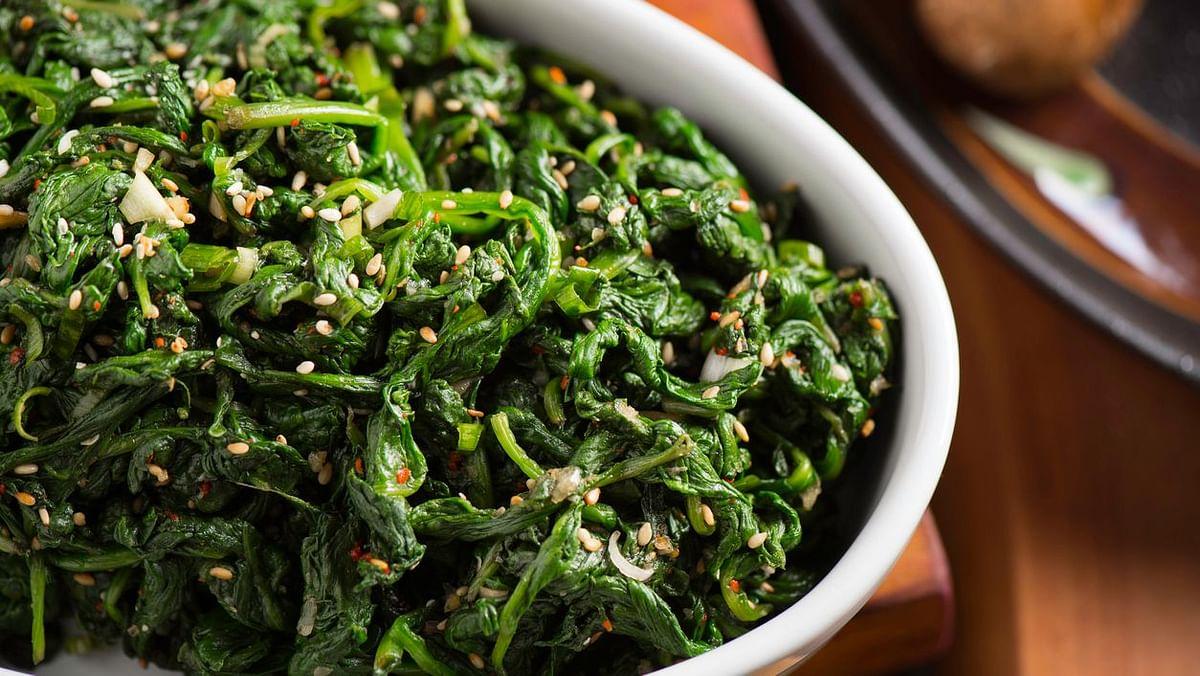 Spinach Feta Delight