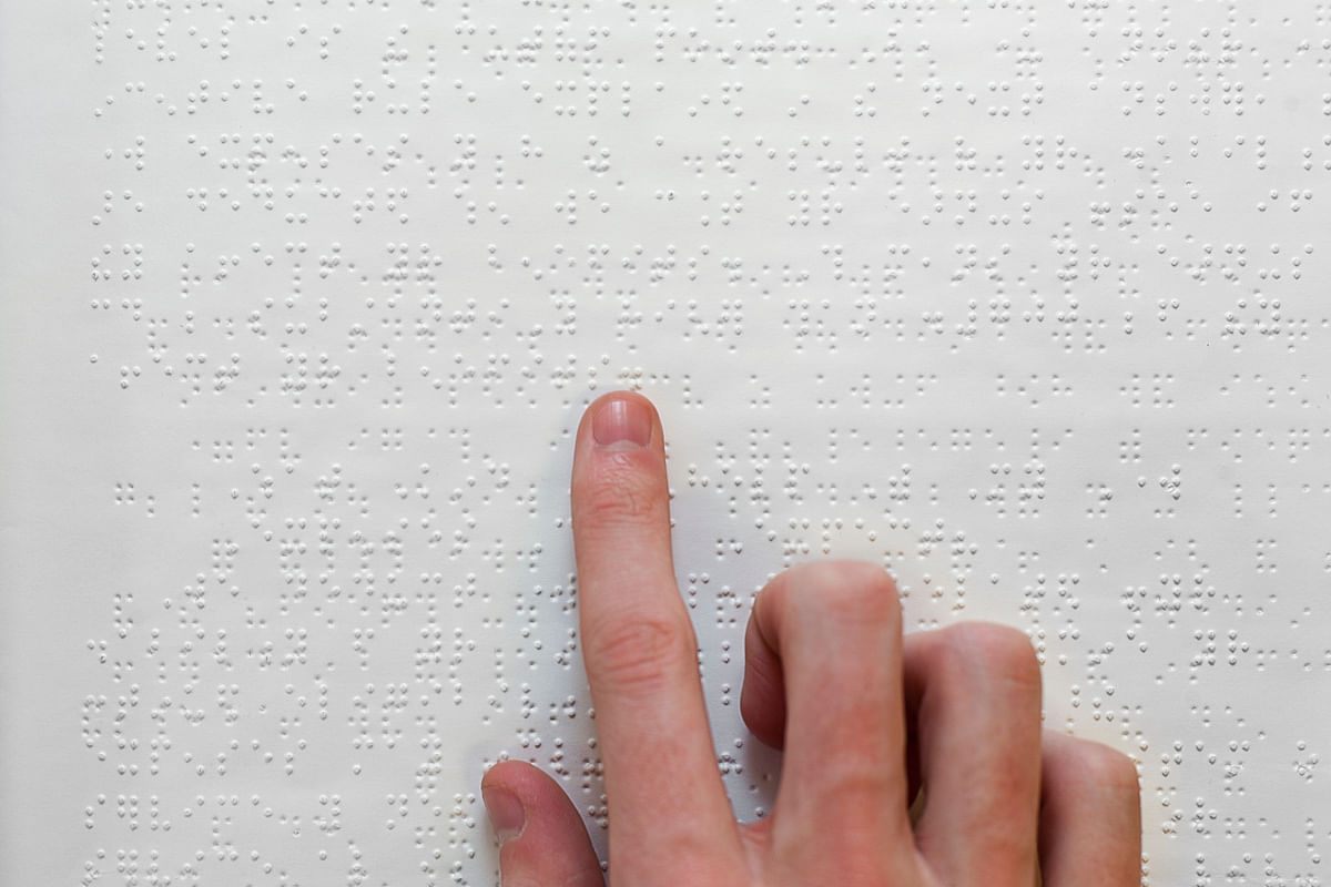 Is Braille Enough to Give the Blind the Education They Deserve?