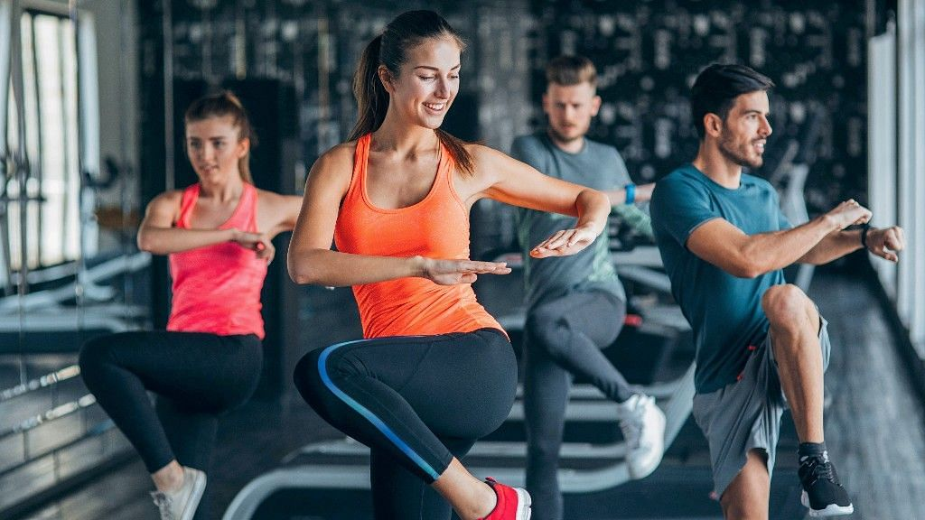 Exercise can help increase good cholesterol and decrease bad cholesterol.