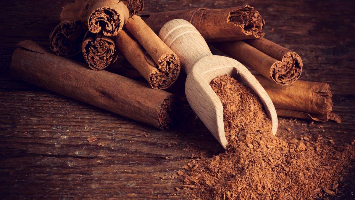 Cinnamon helps keep glucose in control.