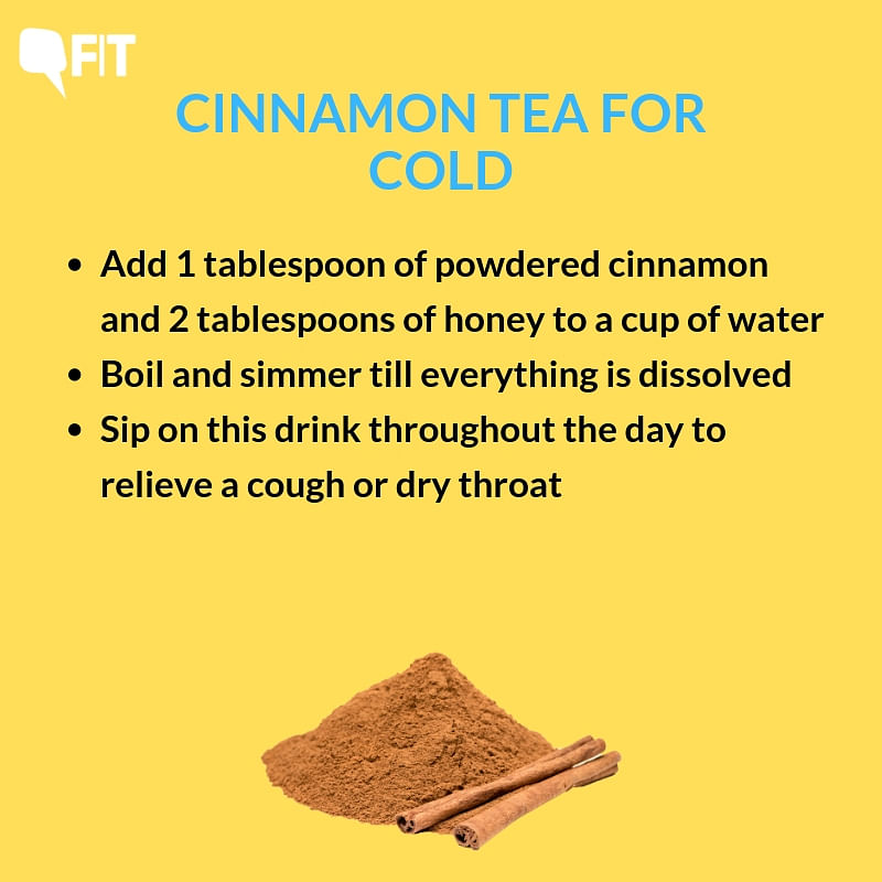 From Healing Acne to Curing Cold: 5 Home Remedies Using Cinnamon