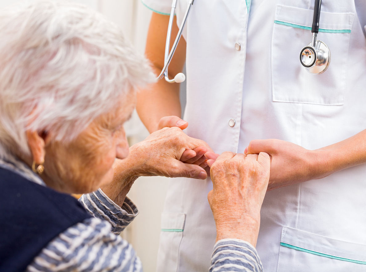 The goal of medical management of Parkinson's disease is to control the signs and symptoms while minimizing the adverse effects.