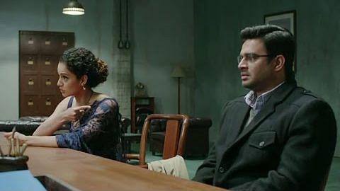 Scene from <i>Tanu Weds Manu</i>.