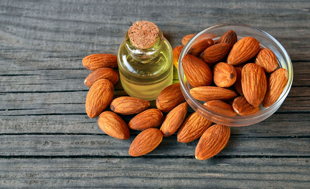 Almonds as snack helps fuel your evenings.