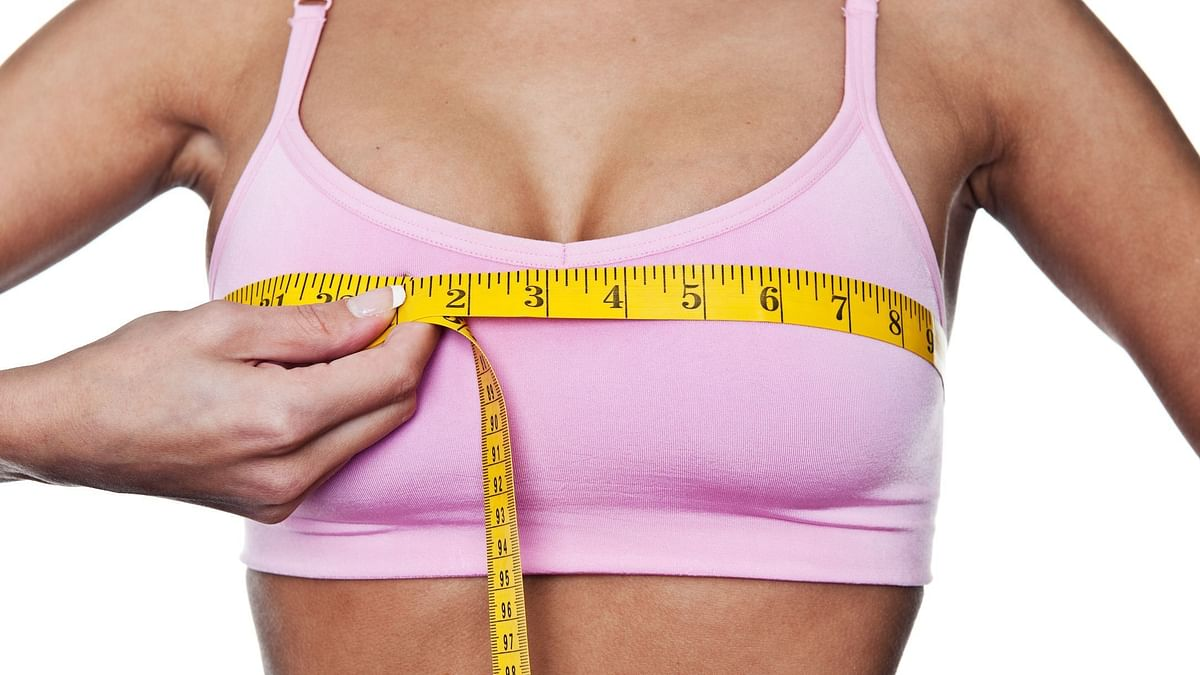 The range of sizes offered in the market is not exhaustive and forces many women to compromise.