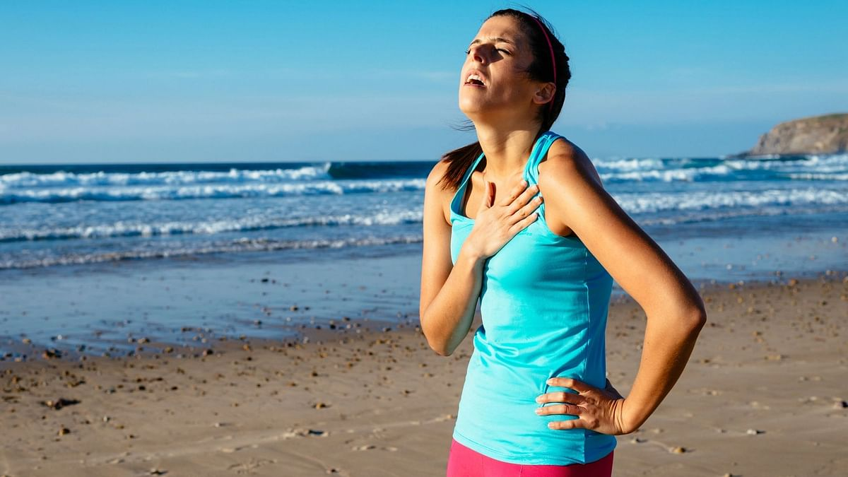 Here's How You Deal With Exercise-Induced Asthma