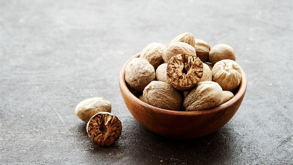 Nutmeg is a cure for insomnia.
