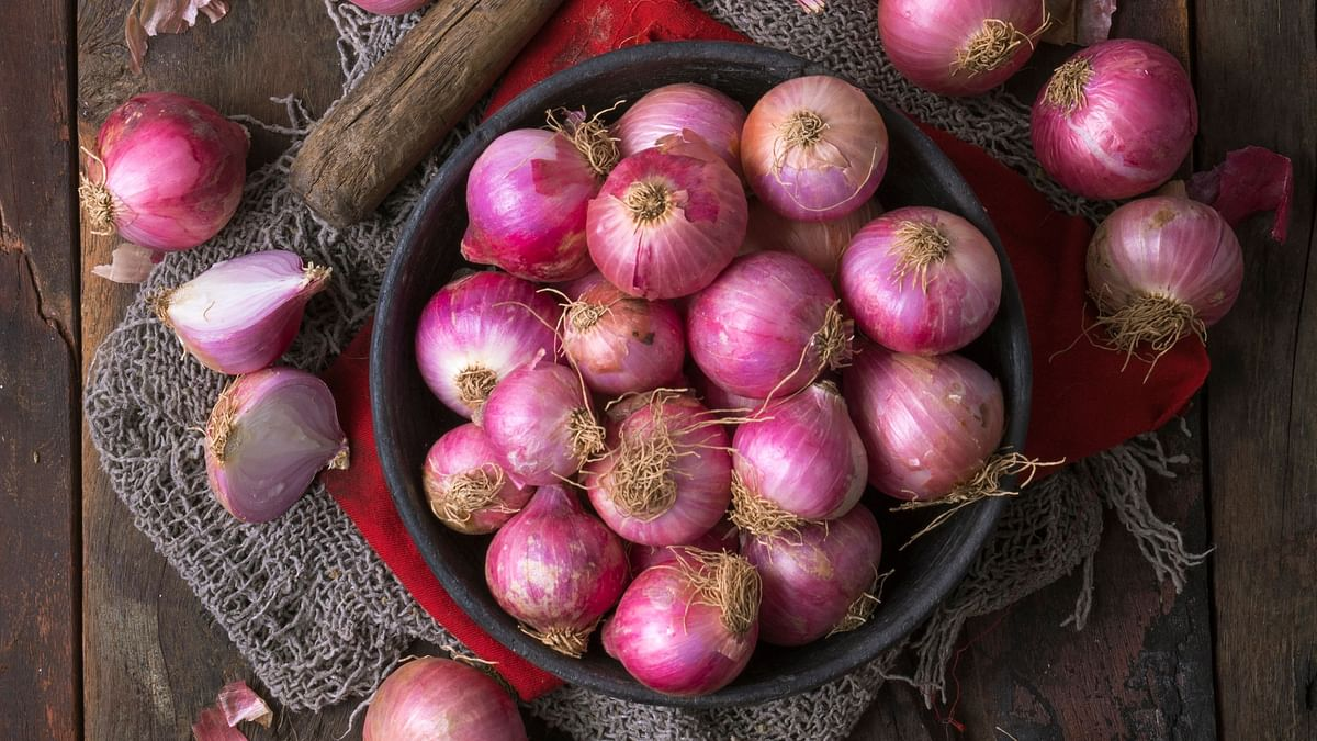 Include onions in your diet.