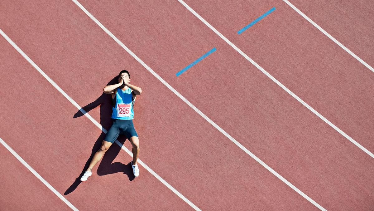 How you deal with pressure could determine your performance.